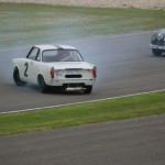 BMW 700 in a spin