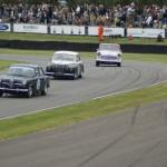 Alfa leading a Magnette