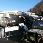 Avro Lancaster fuselage
