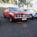 Ford Cortina GT