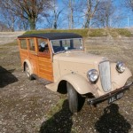 Austin Six 'Woody' estate