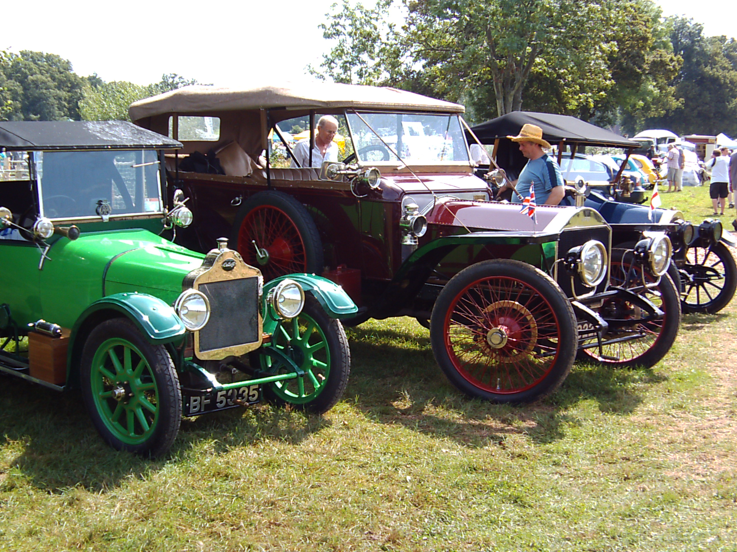 Vintage Cars at Cranleigh