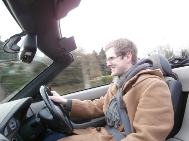 A TF in fun to drive!