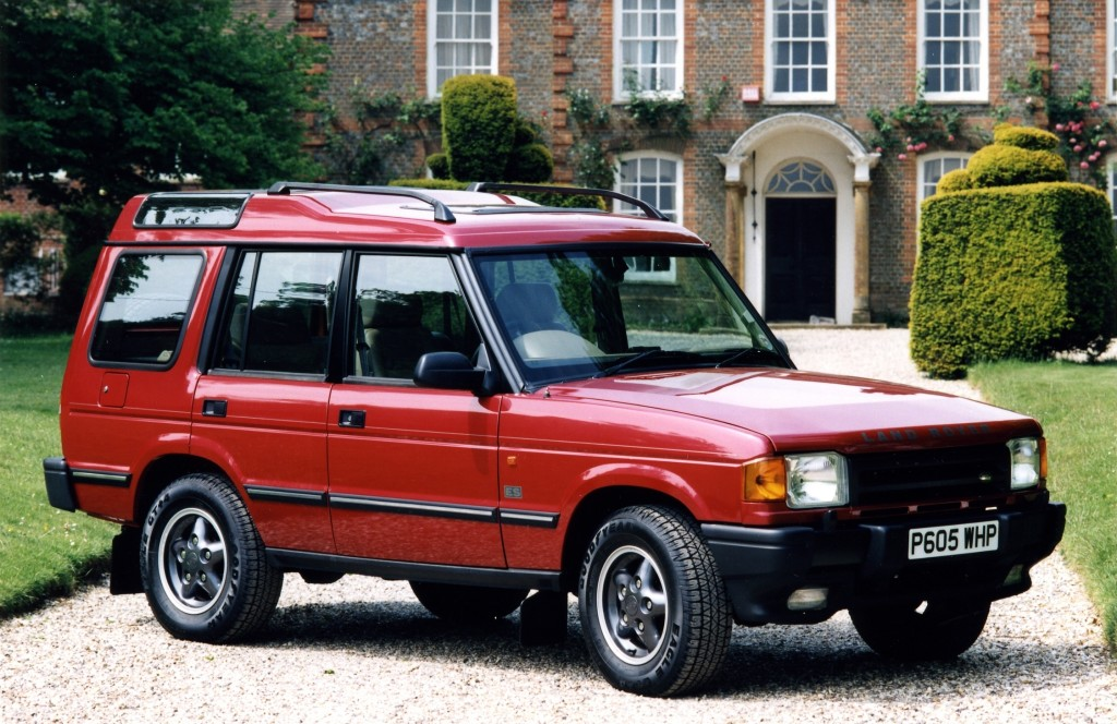 Land Rover Discovery Series I