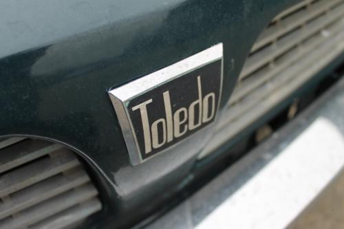 Triumph Toledo badge