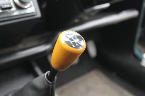 Triumph Toledo gearknob