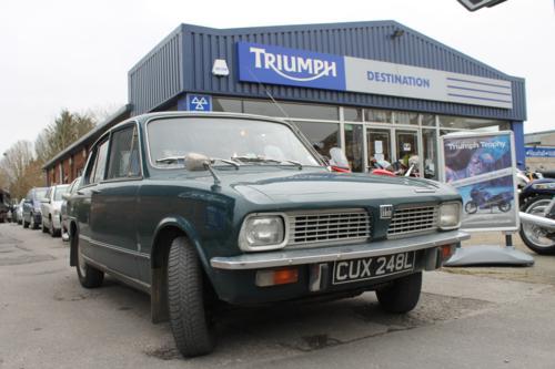 Triumph Toledo 1300