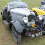 This pre-war Lagonda Rapier is a real rarity and great to see out and about.