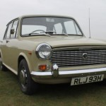 Probably my favourite car of the day was this very smart Austin 1100.