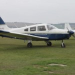 If a Piper Cub is the equivilant of an MGB, a Warrior III is like a Ford Sierra.