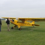 The Piper Cub is pretty much the aeronautical equvilant of an MGB roadster.