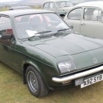 This Chevette GL in green with a green velour interior was lovely. It was even better on BBS alloys with added spotlamps.