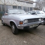 The magnificent 'Mirage' Allegro. Purple interior not shown.