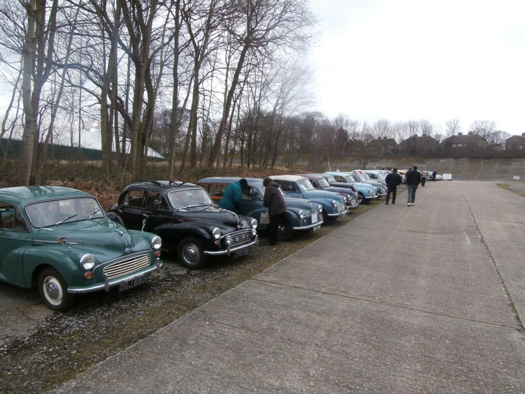 Some Morris Minors. Moving on!