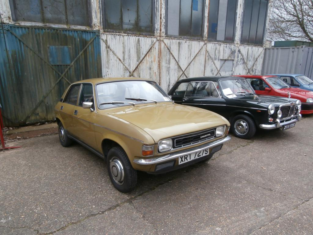 Nice straightforward (and beige) Allegro 2.