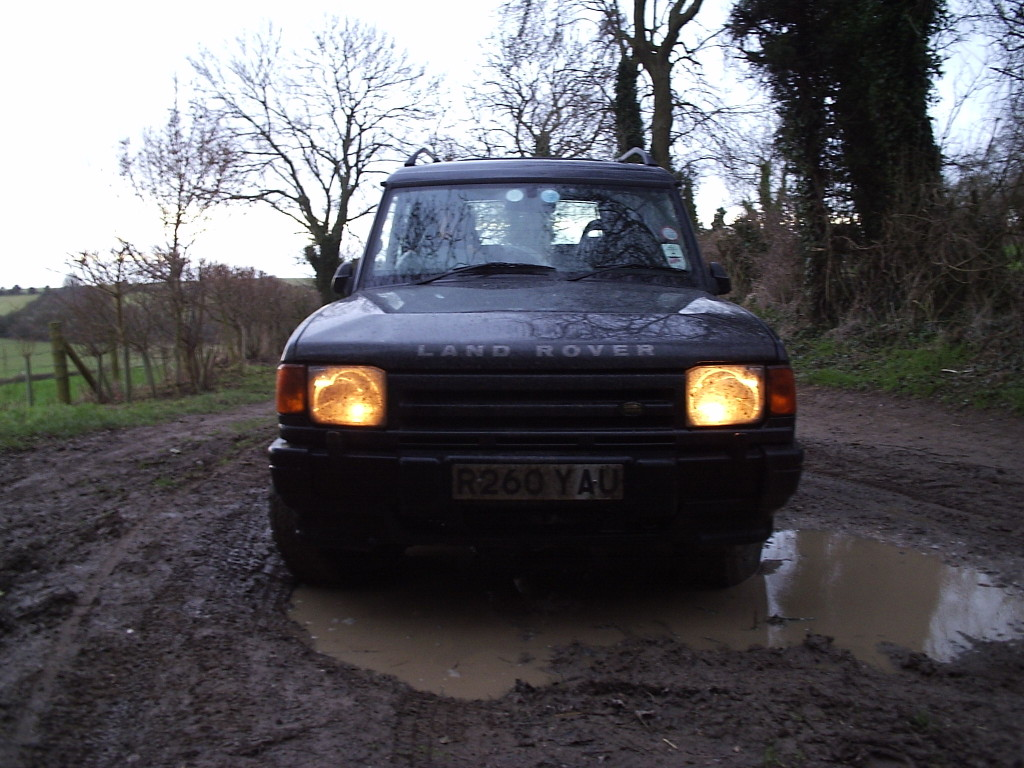 1998 Land Rover Discovery GS 300Tdi