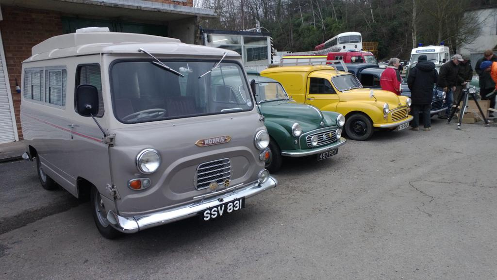 There were various commercials, mainly of the Minor LCV variety.