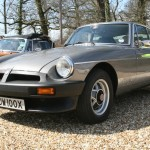 Apparently this is the 18th-from-last MGB GT