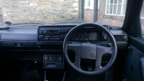 Golf GTI Dash (1)