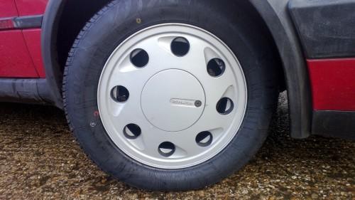 Golf GTI Wheel