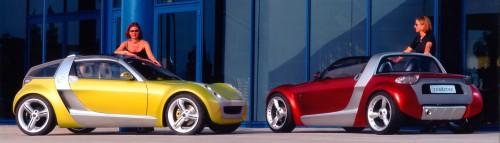 Smart Roadsters