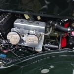 You don't expect to see K&N filters and SU carbs under the bonnet of a Traction Avant.