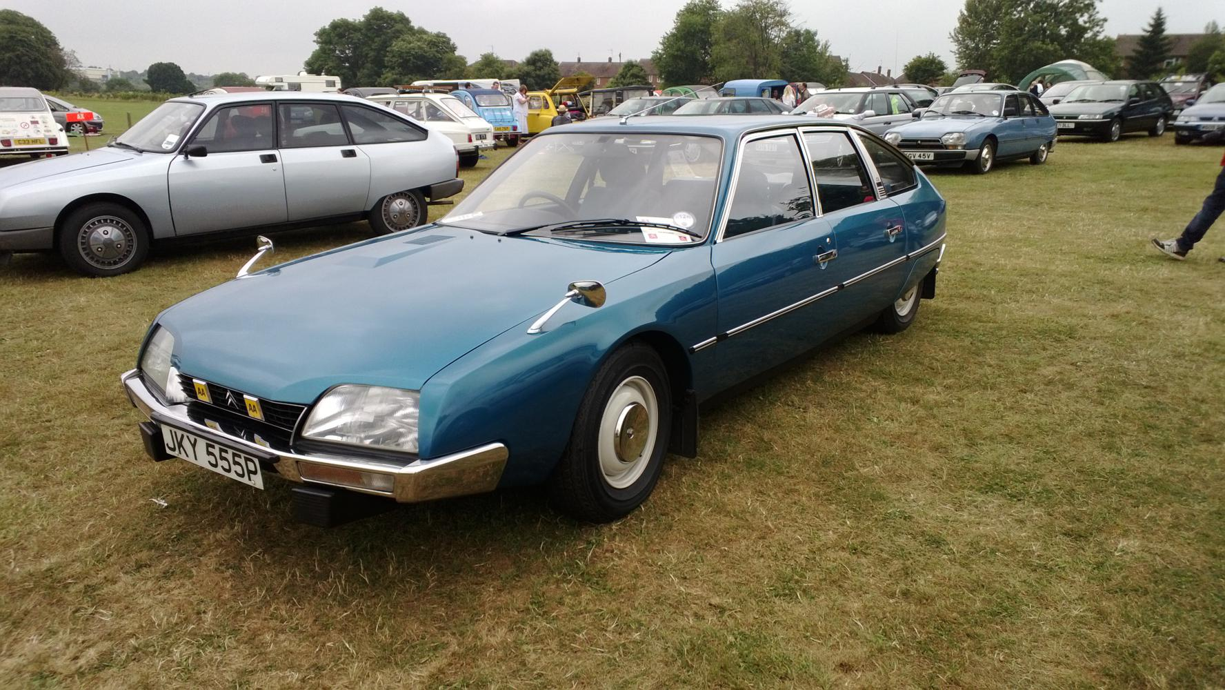 This very early CX22 is entirely original and utterly glorious in every way.