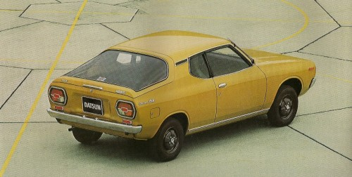 Datsun Cherry Coupe
