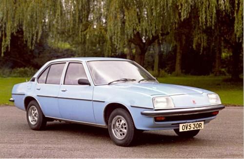 Vauxhall Mk1 Cavalier