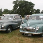 Wolseley 4/50 and Morris MO Oxford