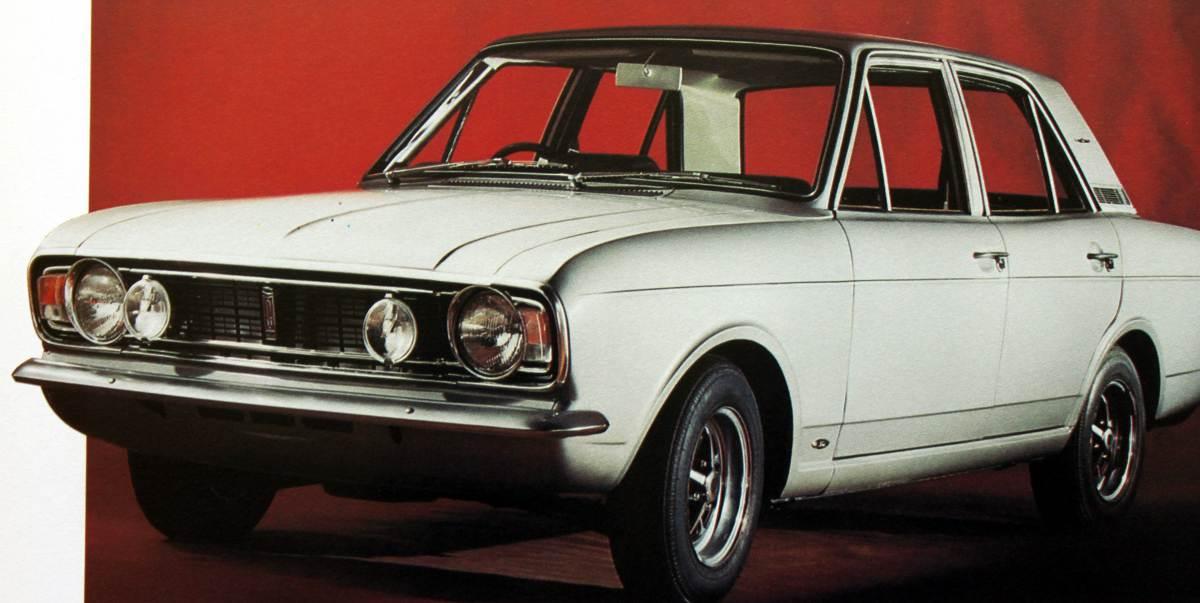 Cortina 1600E